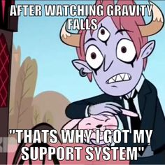 oh my gosh Watch Gravity Falls, Fall Cleaning, Over The Garden Wall, Great Tv Shows, Starco, Love Stars, Star Vs The Forces Of Evil, Force Of Evil, Bumper Stickers