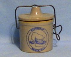 Collectible Wisconsin Vintage Cheese Crock by annimae182 on Etsy, $22.00