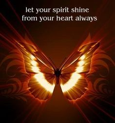 Let your spirit shine❤