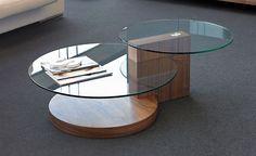 Mesa de centro Moderna Pever en Portobellostreet.es
