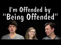 Messy Mondays: Im Offended by Being Offended