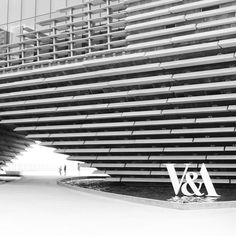 On the banks of the River Tay in Scotland, stands Kengo Kuma's Dundee V&A , an unexpected and unpredictable architectural masterpiece. Slow Travel, Us Travel, Kengo Kuma, Dundee, Luxury Travel, Banks, Travel Photos, Scotland, River