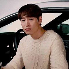 tumblr_oinqgbOVQi1uicckao3_250.gif Korean Actresses, Korean Actors, Actors & Actresses, Lee Je Hoon Tomorrow With You, Yoon Han, Ahn Hyo Seop, Korean Artist, He Is Able, Bts Members