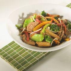 Carne Suína a moda oriental - Frimesa