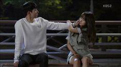 Who Are You—School Episode 15 X Movies, Drama Movies, Korean Couple, Korean Girl, Who Are You School 2015, Nam Joohyuk, Kim Sohyun, Drama Funny, Joo Hyuk