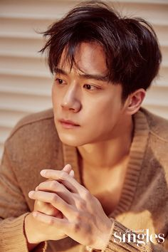 """Ha Seok Jin is in the July issue of Singles talking about his new drama on on Wednesday/Thursdays called """"Your House Helper"""". Lee Sang Yoon, Lee Sung, Korean Drama Stars, Korean Star, Asian Actors, Korean Actors, Seokjin, Ha Suk Jin, Gong Myung"""