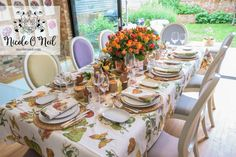 Be Inspired: An Autumn Inspired Table Setting — Nicole O'Neil - Real Housewives of Sydney Blog Seasonal Celebration, Thanksgiving Celebration, Table Setting Inspiration, Autumn Inspiration, Sydney Blog, Party Themes, Party Ideas, Fall Table Settings, Autumn Table