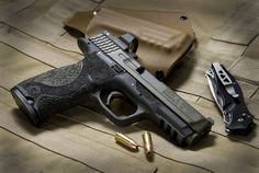 Bowie Tactical Concepts Smith & Wesson M&P (courtesy David Kenik for The Truth About Guns)