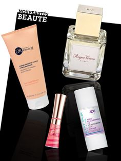 It liste beauté : gloss l'Oréal et parfum Roger Vivier