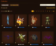 Pet Battle System WoWWiki Your guide to the World of