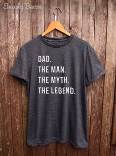 b9388da56 Dad Shirts - Dad The Myth The Legend Gamer Gifts, Gifts For Gamers, Workout