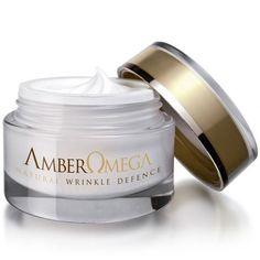 Fantastisk ansiktskrem med unik virkning på huden Med regelmessig bruk vil du oppdage at Amber Omega-krem er effektiv mot: Rynker - strammer opp huden Slapp hud - gir huden fasthet og bedre struktur Grove porer - trekker sammen grove porer Pigmentflekker - gjør flekkene lysere og virker forebyggende