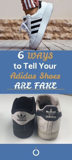 Even if the shop we buy them from seems reputable, it is possible you have been sold a lemon (or two lemons). If you suspect your Adidas shoes are fake, then you can check these tips to see if they are the real thing. Latest Shoe Trends, Fashion Advice, Adidas Shoes, Trainers, Toms, Lemon, Cute Outfits, Footwear, Sneakers