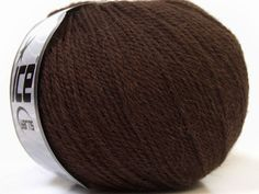 SIGN UP NEWSLETTER FEEDBACK ABOUT US This listing is for: 6 Balls (300 gr - 10.581 oz.)PURE ALPACA Hand Knitting Yarn Brown Item Information Brand : ICECategory : Pure AlpacaClick here for other available colors of Pure AlpacaLot # : Fnt2-33113Main Color : BrownColor : Brown Fiber Content : 100% AlpacaNeedle Size : 3-3.5 mm / US 3-4Yarn Weight Group : 2 Fine: Sport, BabyQuantity: 6 ballsBall Weight : 50 gr. (1.7635 oz.)Ball Length : 160 m. (175.0 yards ) Gauge: 22 stitches and 29 rows on 10…