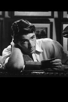 Oh Gregory Peck!