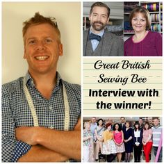 Great British Sewing Bee…Who Knew