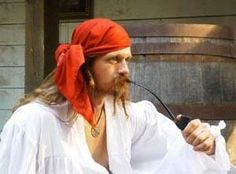 How to Tie a Pirate Bandana