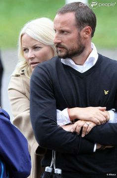 Norway's Crown Prince & Princess, Mette Marit & Haakon