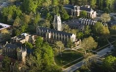 Sewanee's entire campus resembles Hogwarts. | Why Sewanee Is The ONLY School That Resembles Hogwarts