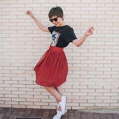 Preparadas listasNUEVO TUTORIAL EN EL BLOG!  Hoy os Midi Skirt, Cosplay, Sewing, Lady, Kaizen, Tan Solo, Skirts, Asia, Crafts