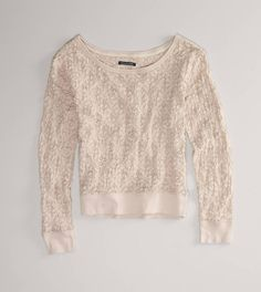 AE Lace T - must have for fall!