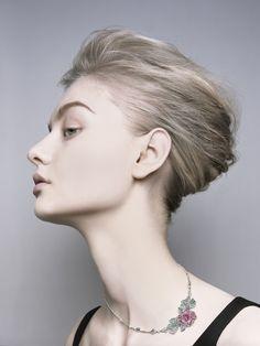 Nastya Kusakina (1996) is a Russian fashion model ⭐⭐⭐