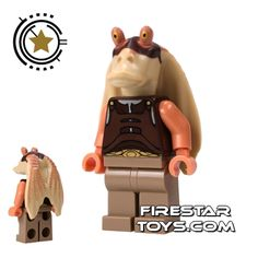LEGO Star Wars Mini Figure - Gungan Soldier Clone Wars (firestartoys, 2013)