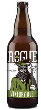 "mybeerbuzz.com - Bringing Good Beers & Good People Together...: Rogue Brews ""Viktory Ale"" For Portland State Unive..."