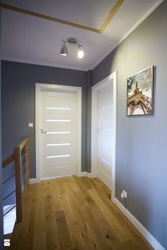 Interior Door Styles, Door Design Interior, Apartment Interior Design, Home Stairs Design, Bedroom Door Design, House Design, Modern Room Design, Doors And Floors, Dressing Room Design