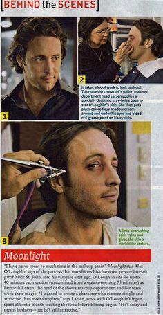 Alex - Mick Make Up Vamped Out