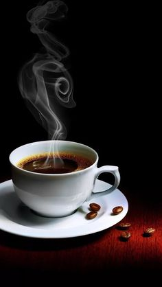 10 reasons why you should drink Black Coffee Coffee Gif, I Love Coffee, Hot Coffee, Coffee Break, Coffee Drinks, Coffee Shop, Decaf Coffee, Coffee Talk, Coffee Lovers