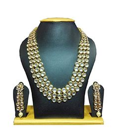 Exclusive Bollywood Anushka Sharma Inspired Kundan Indian... https://www.amazon.com/dp/B0796SK8R4/ref=cm_sw_r_pi_dp_U_x_SZ5.AbG34CTM4