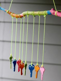 key-wind-chime