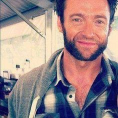 That smile is so cute and beautiful i love him and i love it when he smiles♡ - - -  #thehughjackman #hughjackmanfans #hughjackman #beautiful #beautifulman #sexiestmanalive #laugh #hollywood #star #hollywoodstar #smile #cute #sexy #hot #omg #ilovehim #wolverine #wolverinefans #logan #xmenfans #xmen #marvel #marvelfans #claws #thewolverine