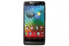 Motorola lança Razr i, o primeiro Android com um processador Intel