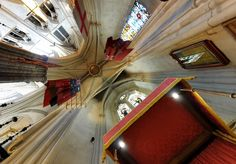 Westminster Abbey Now On Google Street View: See inside the ancient church.