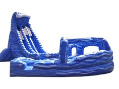 Cheap Big Blue Whale Water Slide For Sale,Buy & Wholesale Commercial Giant Outdoor Adult Inflatable Slide
