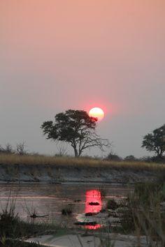 Sunset by Namushsha Lodge  Image:  Wallner Elisabeth