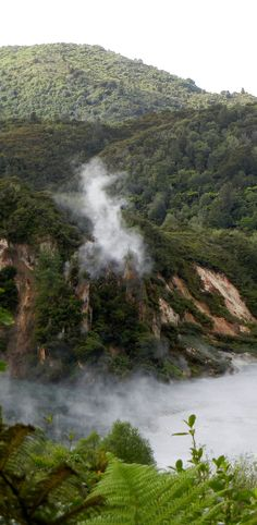 Energy in my utopia will come primarily from renewable geothermal energy sources. (Picture #7)