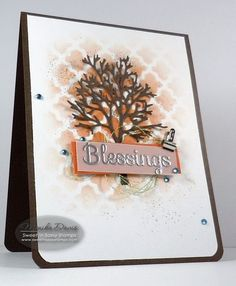 Sweet 'n Sassy Stamps: Bare Tree