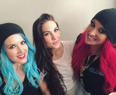 Alissa White-Gluz, Elize Ryd and Heidi Sheppard Black Metal, Heavy Metal, Power Metal Bands, The Agonist, Butcher Babies, Alissa White, Open Air, Pop Rock, Metal Girl