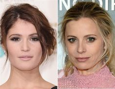 Gemma Arterton and Laura Bailey  (© Rex Features/AP Images)