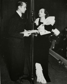 Franchot Tone and Joan Crawford