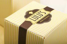 urban cupcakery packaging #packaging #cupcakery #urbancupcakery