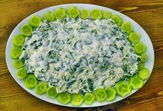 yemekyolculugu: Yoğurtlu Semizotu Salatası