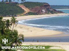 Bom dia. Praia de Gramame!!! #jacuma #carapibus #tabatinga #coqueirinho #gramame #praia #amor #bela #www.marcioimovel.com