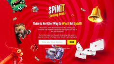 Spinit  new online casino coming soon!