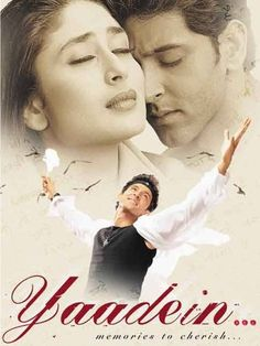 Watch Full Length Movie 'Yaadein'...