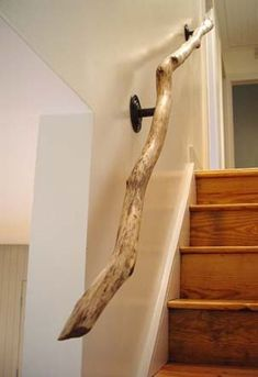 Branch handrail - For the Home