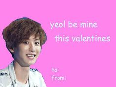 kpop valentine's cards - Google Search